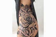 Tatueringar + Piercing