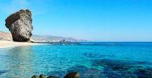 Almería, donde el sol pasa el invierno.  Rodolfo Lussnigg