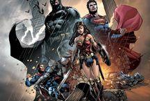 Super hjältar och skurkar