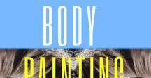 Body Painting Female / body painting female ,body painting female models, white body paint,professional body paint,amazing body painting