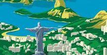 Traveling in Brazil / Traveling to Brazil,brazil travel,brazil carnival,brazil beaches,