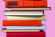 livros e leitura.