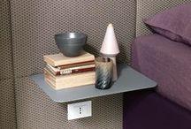 HOTEL Design Ideas / Hotel Bedrooms and suites furniture/ Agencement et décoration d'hôtel