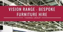 Vision Range - Bespoke Furniture Hire
