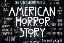 AHS 。。゛(ノ><)ノ / 'ALL•MONSTERS•ARE•HUMANS'