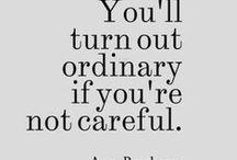 Quotes / by Sue Mailman