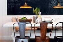 inspiring spaces / Because it's always good to have inspiration...  / by ShopGracieB.com