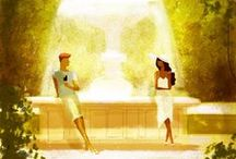 Illustrations: Pascal Campion / by Sophie`s Corner