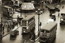 Towns & Cities in Old Photographs / by Sophie`s Corner