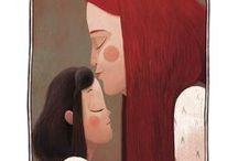 Illustrations: People / by Sophie`s Corner