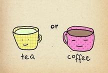 Coffee / by Kathryn Hunter