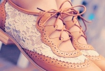 Shoes / by Kathryn Hunter