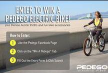 Pedego Electric Bike Giveaways!
