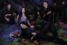 The Vampire Diaries: Pin Your Heart Out / by Erin Setelius