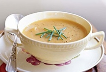 Recipes- Soups and Stews / by Cynthia Pennock