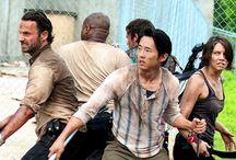 The Walking Dead / by Kathryn Hunter