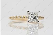 Diamond Porn!! / Jewelry  / by Samantha Watt
