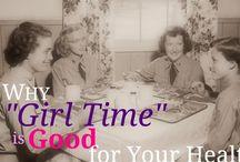 Girl time  / Ideas for us girls!!  Ashley, Raleen, Amanda, and Samantha! / by Samantha Watt