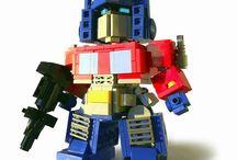 #LEGO MECHS, ROBOTS & SPACESHIPS / Lego Robots, mechs, spaceship themes / by . H0U5T0N