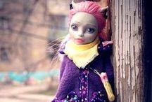MH Dolls ideas!