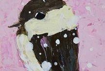 Birds / Bird photos and paintings