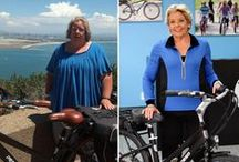 """Living Instead of Existing - Rhonda Martin / In February 2012, Rhonda weighed 457 pounds. Since then, she's lost 277 pounds and it's completely changed her life. Her Pedego Electric Bike was the stepping stone that got her started on her journey. """"It's not about the weight I've lost,"""" she says. """"It's about the life that I've gained. I was merely existing and today I'm truly living my life."""""""