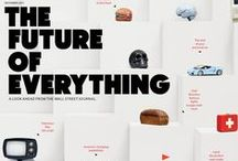 The Future of Everything / by WSJ Life & Culture