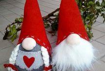 Manófalviak/ gnome