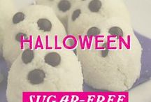 Halloween Recipes / Get inspired this #Halloween with our spooktastic #sugarfree Halloweeen #dessert treats!