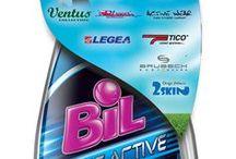 Bil Sport Active płyn do prania odzieży sportowej i termicznej. / Płyn do prania odzieży termoaktywnej i sportowej Bil Sport Active oraz outdoorowej
