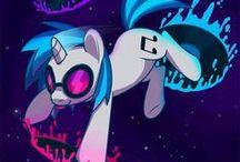 My little pony (Equestria Girls)