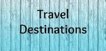 Travel Destinations / Inspiring and beautiful places, best spots, not so touristy, budget, travelling on the cheap, best places to visit