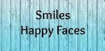 Smiles | Happy Faces / Beautiful smiles, happy faces and sparkles in the eyes to inspire your own happiness.