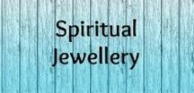 Spiritual Jewellery / Spiritual jewellery gems, stones and crystals to feel connected, empowered and beautiful.
