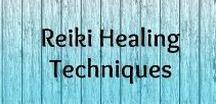 Reiki Healing Techniques / Reiki/reijukido benefits, healing techniques, hand positions and how reiki energy works.