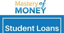 Student Loans / See the best way to eliminate student loan debt and obtain higher education without being left in high debt.