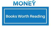 Books Worth Reading / Get a complete financial literacy library that will put you on the path to gaining financial freedom.