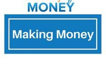 Making Money / Giving you advice and resources to help making money through passive income, side hustles, and tips and tricks to keep more of YOUR money.