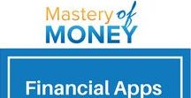 Financial Apps / Financial apps to help you budget your money, make your money, and keep your money.