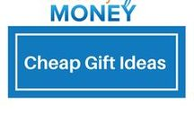 Cheap Gift Ideas / Holidays can put a major dent in your already depleting savings. See how to give great budget friendly gifts.