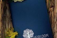 Heirloom Journals / All about Heirloom Journals | Behind the Scenes | Customer Photos
