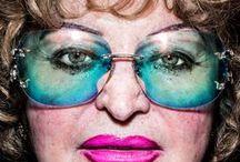 photographs: Bruce Gilden (portraits)