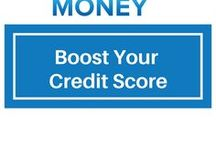 Boost your Credit Score / Get the best advice on how to improve your credit score