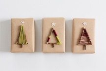 holidays/gifts / by Sarah Kix Neugebauer