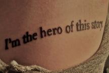 Tattoo / by Courtney Jordan