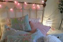 Bedrooms {enchanting} / Ideas for a bedroom that exudes personality and coziness ...