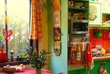 Kitchen {& dining room}
