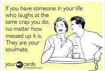 Funny! / by Sarah Elizabeth