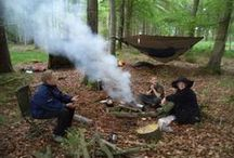 Bushcraft / Bushcraft skills and crafts, kit and caboudle