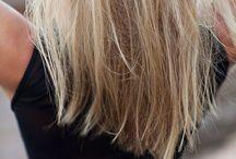 hair & make / by Isabel Imbassahy